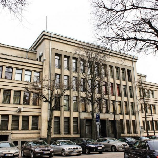 2E4. Kauno apskrities savivaldybės rūmai (dab. Kauno apskrities policijos komisariatas)