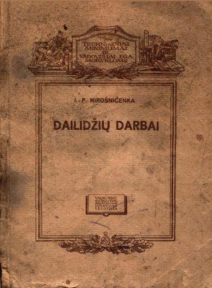 I.P. Mirošničenka Dailidžių darbai 1948